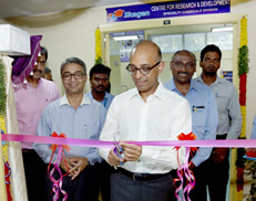 Inauguration of Research & Development Centre at Tuticorin
